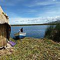 Voyage Bolivie - 1ère partie : Les îles Uros (Pérou)