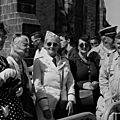 D-DAY NORMANDY - 73 ème anniversaire - Défilé à Ste Mère Eglise