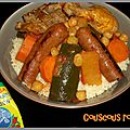 Couscous royal