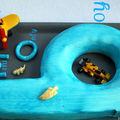 Gâteau le b