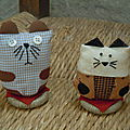 Encore des petits chats <b>japonais</b>
