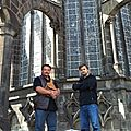 16 juillet 2012 - carnica et cathédrale hier,