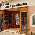Sauts & gambades dieulefit drôme librairie