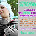 [giveaway] rendez-vous sur la page facebook :) !! une petite echarpe sans noeud de jpmbb à gagner !