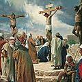 Judas a-t-il trahit jésus ? quel est le sens de la crucifixion du christ-jésus ?