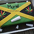 Gâteau jamaïque !