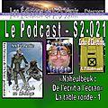 21e émission de la série 2 du podcast des éditions de l'à venir