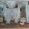 Chantilly - chateau - grand cabinet