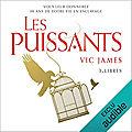 Les Puissants #3: Libres, de Vic James