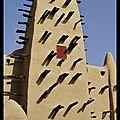 Mali : la mosquée de Djenné