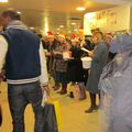 Carol Singing with London Churches Refugee Network