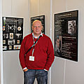 expo au festival ST gilles 2011 ( remisses des prix st michel