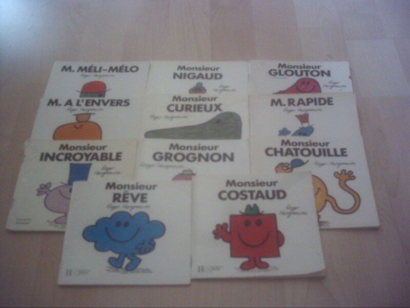 Collection Monsieur 4