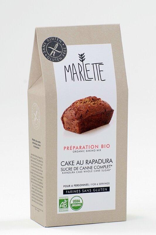 Des préparations bio pour vos gâteaux ou pains : Marlette