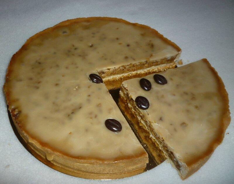 Gâteau aux noix