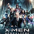 X-men : apocalypse, les années 1980 en force