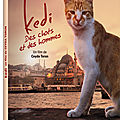 Concours kedi des chats et des hommes 2 dvd a gagner !!