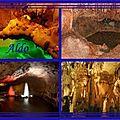 Grottes à