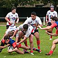 13-14, juniors x Mérignac, 26 octobre