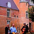 1R2 SWING au pied du chateau d esquelbecq ,