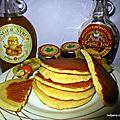 Recette facile des pancakes américains