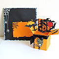 <b>cartes</b> <b>halloween</b> pop up