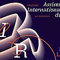 Assises Internationales du Roman de Lyon : Zoom sur 5 auteurs présents