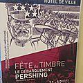 <b>Pershing</b> à Boulogne et philatelie