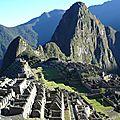 La mystérieuse cité perdue des Incas