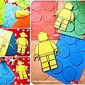 ¨°o.O Guirlande Anniversaire <b>LEGO</b> / <b>LEGO</b> birthday garlandO.o°¨