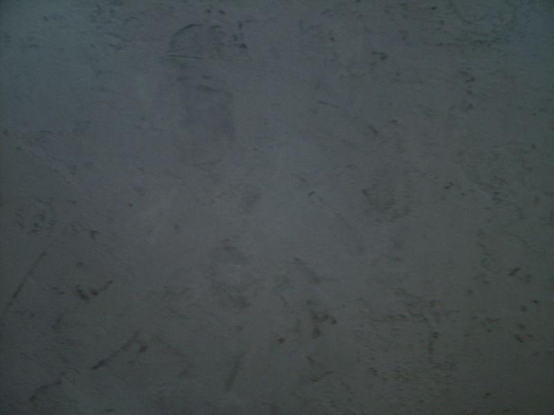 Mur En Enduit Béton.