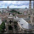 Bordeaux vue d'en haut : le quartier mériadeck