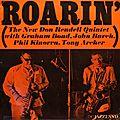 Don Rendell - 1961 - Roarin' (Jazzland)