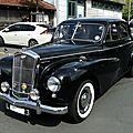 Wolseley six eighty, 1951
