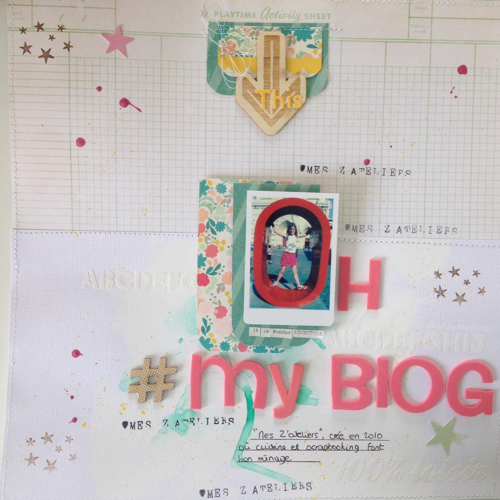 #Oh my blog