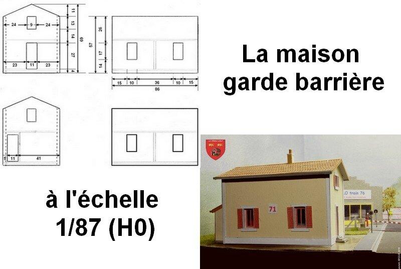 La maison garde barrière présentation