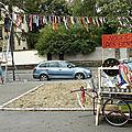 Quartier Drouot - Allure tibétaine dans les rues pour tisser des liens...