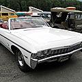 <b>Chevrolet</b> Impala convertible-1968