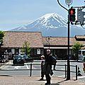 Escapade ensoleillée au <b>Mont</b> <b>Fuji</b>