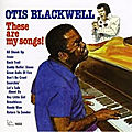 These Are My Songs ! - Otis Blackwell