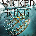 [CHRONIQUE] The <b>Folk</b> of the Air, tome 2 : The Wicked king de Holly Black