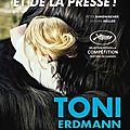 Toni <b>Erdmann</b> de Maren Ade