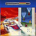Le Mans sur <b>Commodore</b> <b>64</b>