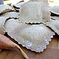 Ravolig ha farz ou des ravioles de blé noir au kig ha farz