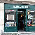 <b>BULLES</b> D'ENCRE Poitiers Vienne Librairie