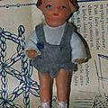 Poupées ARI et jouets anciens