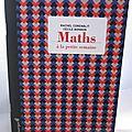 Maths à la petite semaine, par rachel corenblit et cécile bonbon