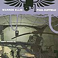 Avatar Press FreakAngels by Warren <b>Ellis</b> & Paul Duffield