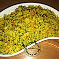 Semoule aux légumes ww (thermomix)