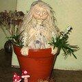 sorsiere dans une pot